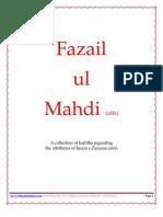 Fazail ul Mahdi (atfs)