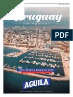 Publicidad Cerveza Aguila Colombia Copa America 2020