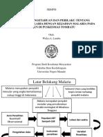 Presentation1 Malaria Widya Lumbu.pptx