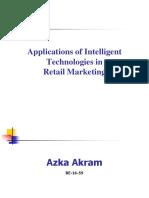 Applications of Intelligent