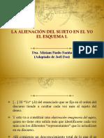 Alienación del sujeto y El esquema L. .pptx