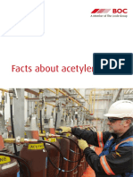Facts About Acetylene