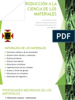 1. Introducción a Materiales