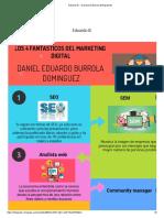Eduardo B. - By Eduardo Burrola [Infographic]