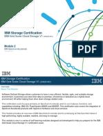 2.1 IBM Grid Scale Cloud Storage V1 (C9020-661) - Module 2 - IBM Spectrum Accelerate.pdf
