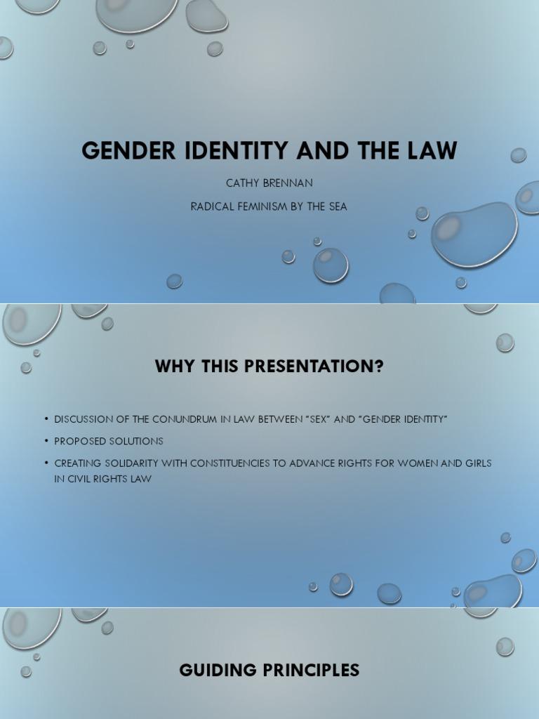 Opinion, discrimination sex title vii excellent