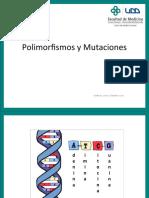 03.- Mutaciones y Polimorfismos