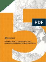 5 Beneficios de La Tecnologia Productividad Logistica
