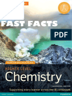 Chemistry HL - FAST FACTS - Pearson - Second Edition