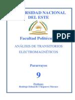 ATE 9- Pararrayos