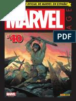 Marvel Age 40