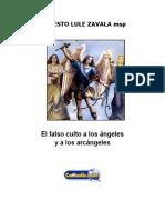 El Falso Culto a Los Ángeles y a Los Arcangeles (Modesto Lule de Zavala)