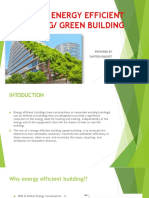 Energy Efficient Building
