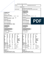 Ficha Tecnica DB Server Bancrecer SIN IP