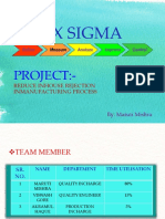 Project Six Sigma