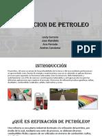 Refinación de Petroelo Grupo An