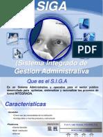 Sistema Integrado de Gestion Administrativa SIGA