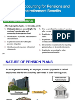 Accounting for Pensions and Post Retirement Benefits