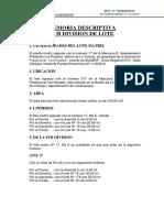 SUB DIVISION_memoria_los rosales_mz e_lt 17.docx