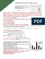 2014 Matematica Estatistica e Probalidade
