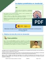 DWEC03_Modelo de Objetos Predefinidos en JavaScritp