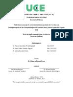 TESIS. Crisis de Secuestro Correcciones Enero 2019