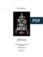 World of the Doll Artist Guidebook
