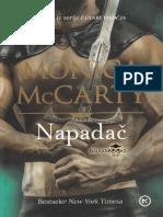 Monica McCarty - Napadač