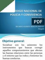 AYUDAS EDUCATIVAS CODIGO DE POLICIA PRIMER CORTE  SEMESTRE I-2019.pptx