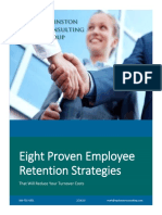 Employee Retention Self Audit Checklist