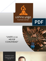 Convenios Yoga