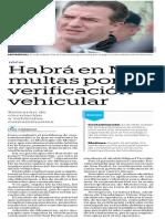 09-04-19 Habrá en Mty multas por verificación vehicular