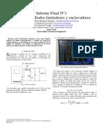 Informe Final Laboratorio de Analogicos I