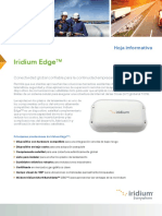 FS Iridium Edge Fact Sheet SPA (AUG17)