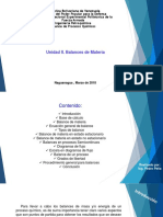 UNIDAD II Balance de materia.pptx