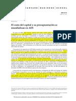F-S6 El Costo Del Capital y Las Inversiones en AES1 (2)