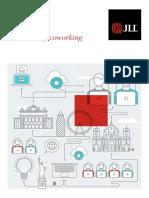 JLL Coworking Trends Report