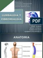 Lumbalgia y Fibromalgia