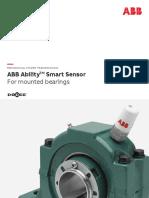 9AKK107433 ABB AbilityTM Smart Sensor for Mounted Bearings