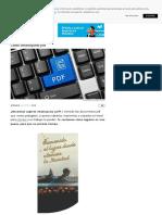 Cómo desbloquear PDF de 3 formas diferentes y sencillas