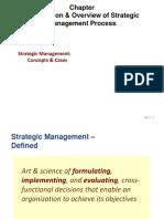 Module 1 BPSM
