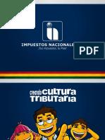 Rene Arteaga SIN de Bolivia - Programa Radio, Ed Interna