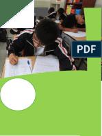 Manual de corrección evaluación diagnóstica  COM - 5°