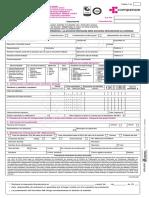formulario compensar