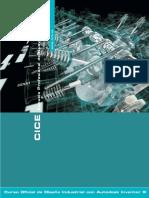 Curso Oficial De Desenho Industrial Con Autodesk Inventor 9.pdf