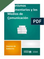 Mecanismos Parlamentarios y Los Medios de Comunicación