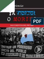 ¡A vencer o morir! Documentos del PRT-ERP