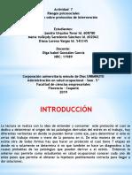 Actividad 7 Riesgos Psicosocial - Presentación Sobre Protocolos de Intervención