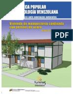 Vivienda de mampostería confinada con perfiles de acero Domingo Acosta.pdf