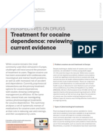 POD2014_Treatment for Cocaine Dependence